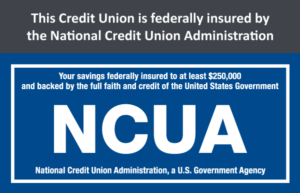 Insured by NCUA